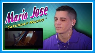 """Mario Jose Reaction 
