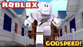 GODSPEED EN ROBLOX! (Roblox Le Flash 3.0)