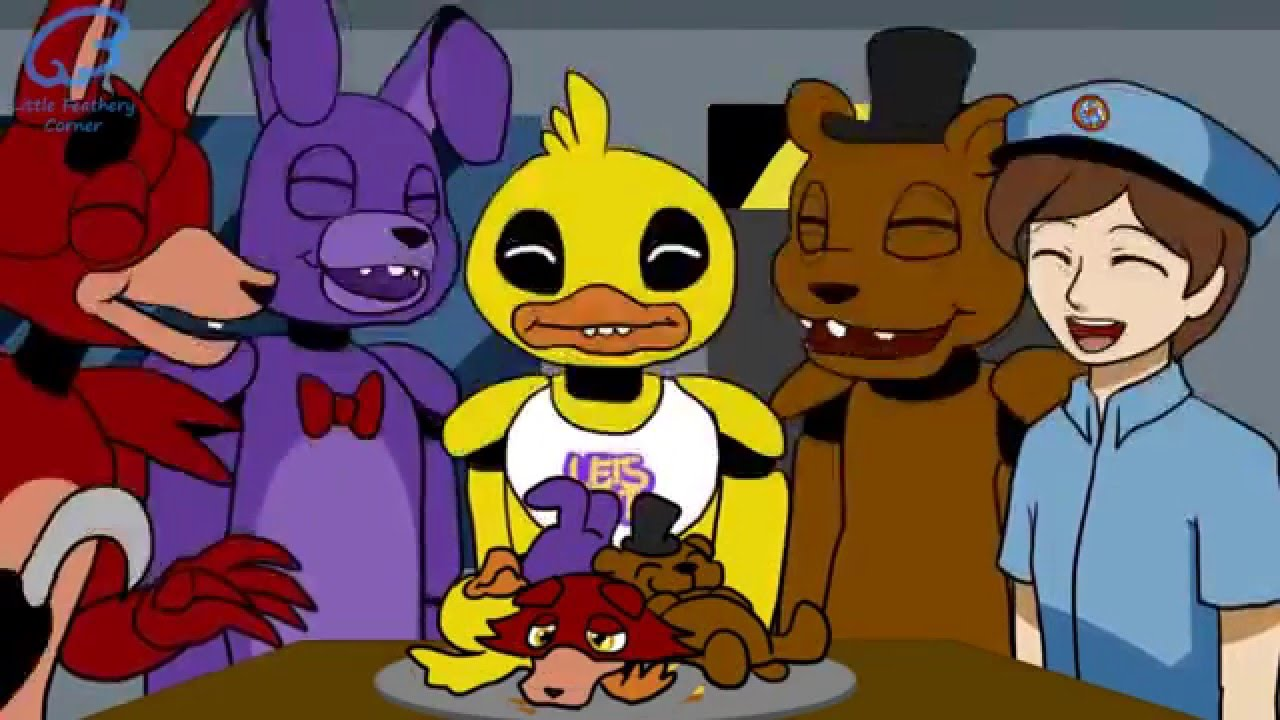 Wallpapers Fofo Cutes Comic Animation Cute Nights At Freddy S Youtube