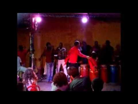 Cuban Rumba Traditional Dance at Trinidad,Cuba Vol.2 (キューバン ルンバ ダンス)