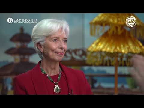 Exclusive Interview with Christine Lagarde, Managing Director of IMF