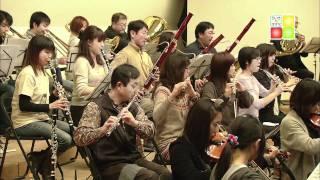 北海道で、冬の農閑期に毎年演奏会を開くオーケストラがあります。この...