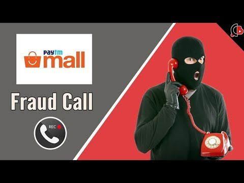 PaytmMall Fraud Call Recording (12 Lakh Scam) Be Safe! - Creative Bijoy