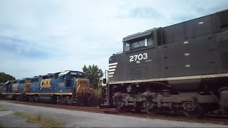 Norfolk Southern And CSX Go Head To Head After Amtrak Battle