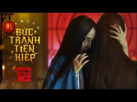 Bảo Anh đẹp ma mị với tạo hình cổ trang trong MV cổ trang của Dương Triệu Vũ