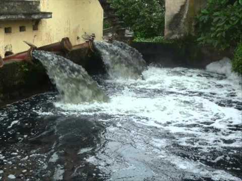 Ô nhiễm sông Tô Lịch