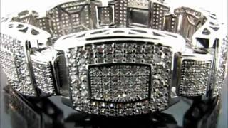 """9"""" Premium Micro Pave Byzan Bracelet(BRP19-2009GR) Thumbnail"""