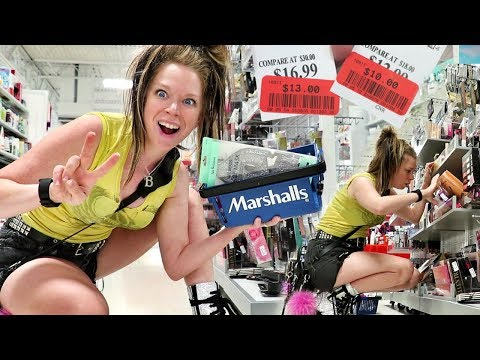 CLEARANCE MAKEUP SHOPPING at Marshalls! *THE TRUTH*