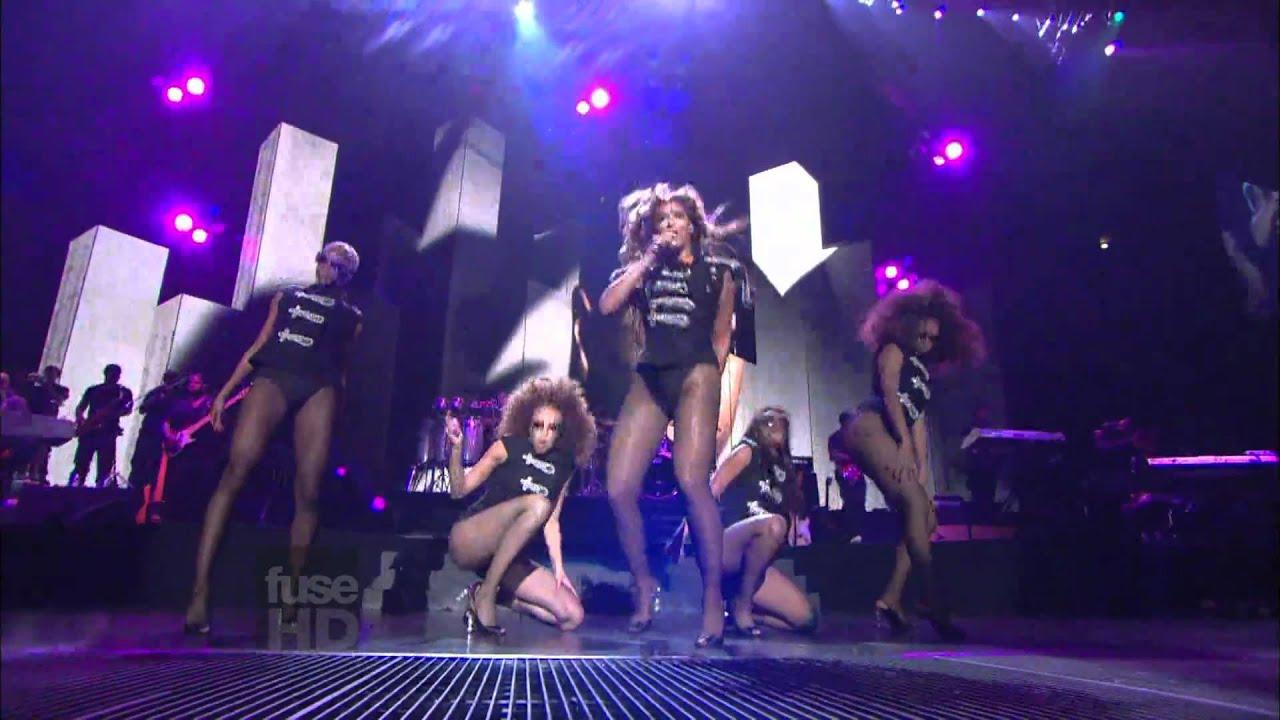 Beyonc diva live madison square garden hd youtube - Beyonce diva video ...