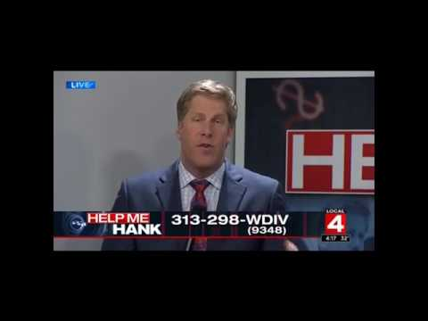 Ayar Law - Tax Help for Local 4 viewers in a special live edition of Help Me Hank
