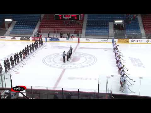 RPI Women's Hockey vs. Brown University