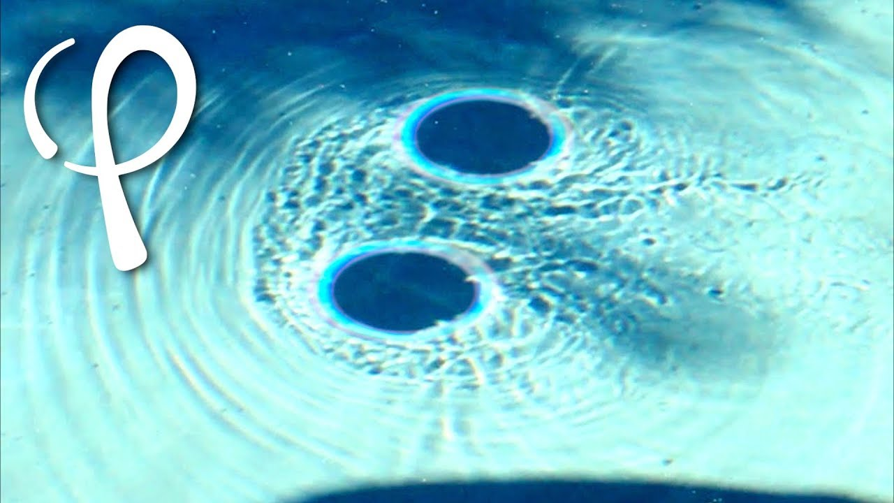 Crazy pool vortex