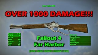 Лучшая винтовка в игре Fallout 4 Далёкая Гавань
