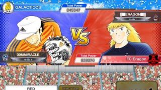 TPL MATCH 1 vs Eragon - Captain Tsubasa Dream Team