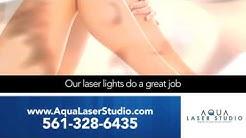 Laser Hair Removal Jupiter FL - Aqua Laser Studio