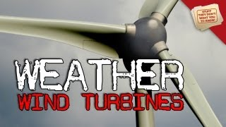 Are Wind Turbines Changing the Weather?