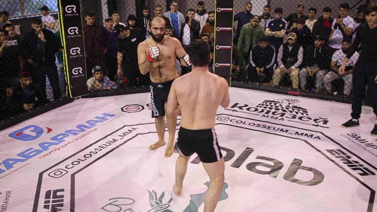 Магомед Зайналов (Россия) vs. Мавлоназар Мавлоназаров (Таджикистан) | 70 кг