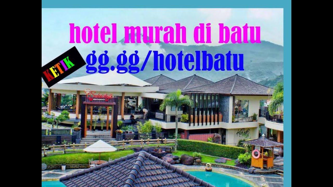Hotel Di Batu Malang Paling Murah Bersih Bagus Kota