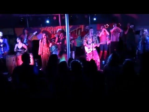 Religion Didn't by Count Tutu with Delaney Z as guest singer at Easter Island Fest April 2016