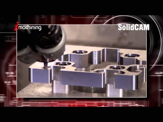 iMachining Minifräser in C45