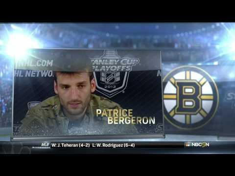 NBC Sports NHL Live 6/5/13. Boston Bruins comeback against Toronto Maple Leafs in 1st round