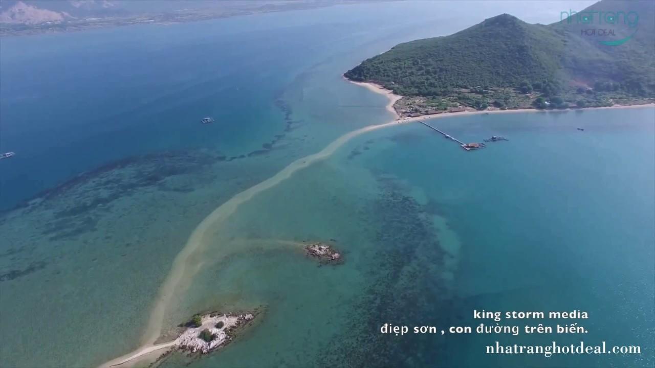 Tour Điệp Sơn 1 ngày - Khám phá con đường trên biển độc nhất Việt Nam