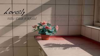 [ Vietsub + Lyrics ] Lovely - Billie Eilish & Khalid