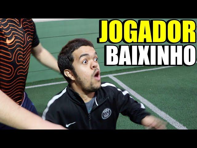 TIPOS DE JOGADORES #11