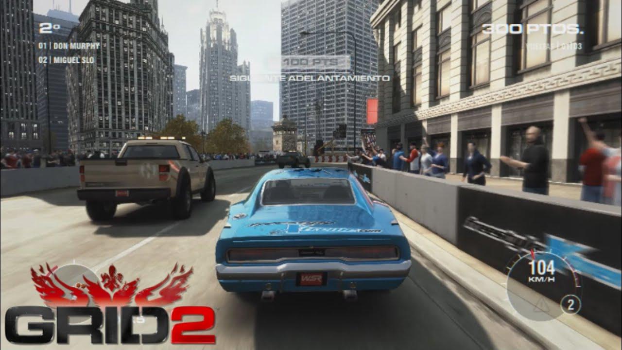 GRID 2 (PC/PS3/360) - Los buenos años de Codemasters || Gameplay en Español