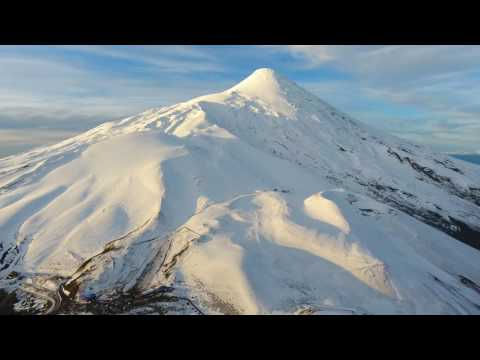Volcan Osorno - Petrohue - DJI Phantom 4 - 4K