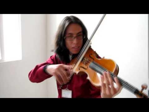 Aprende a tocar violín – Velocidad en el arco