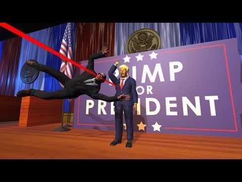 President Donald Trump was assassinated - Express bodyguard ThanhTrungGM