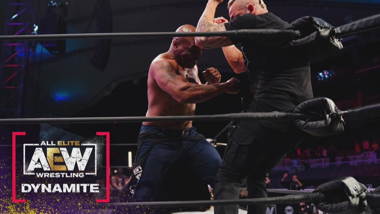 Download Mike Tyson is Back & The Baddest Man on the Planet Made a Statement | AEW Dynamite, 4/7/21