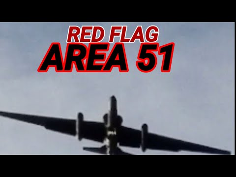 (AREA 51 SENSOR) RED FLAG DAY 1 - 2018