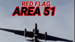 Area 51 Sensor Red Flag Day 1 2018