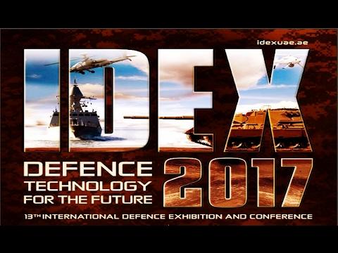 IDEX 2017 PARTICIPATION IN TURKEY - International Defence Exhibition Abu Dhabi
