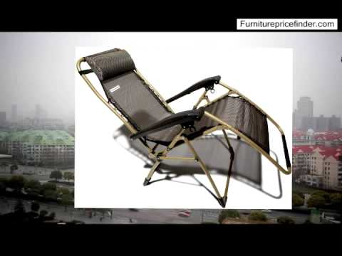 Strathwood Basics Anti-Gravity Adjustable Recliners
