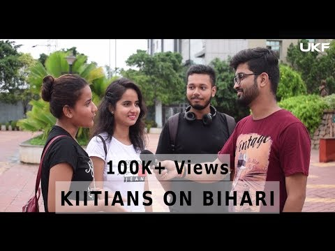 What KIITians Think About Biharis | UniqueKolorFilms