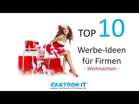 Top Ten Weihnachtsessen.Top Ten Werbeideen Für Firmen Weihnachten