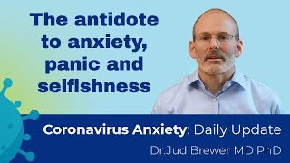 A mental vaccine for anxiety & anger (loving kindness). (Daily Update 14)