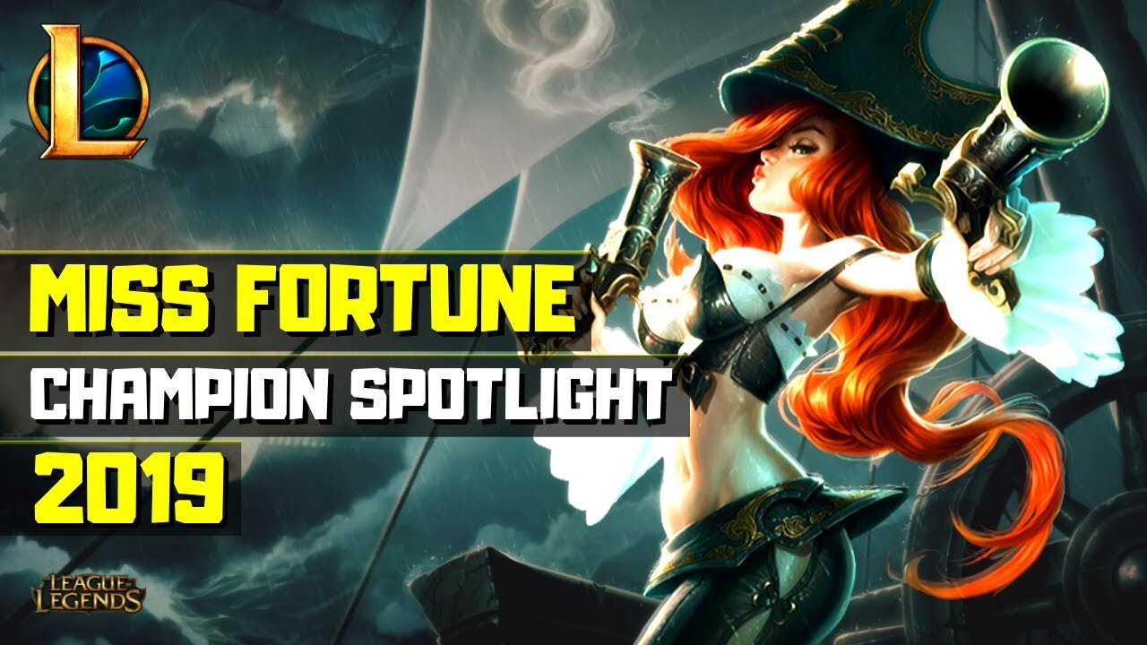 Miss Fortune Champion Spotlight [Remastered 2019] - League of Legends -  YouTube