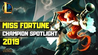 Miss Fortune Champion Spotlight [Remastered 2019] - League of Legends