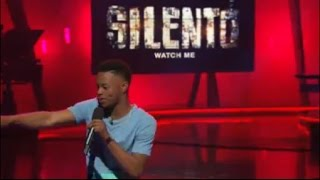 """Silento Performs """"Watch Me (Whip Nae Nae)"""