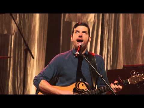 """Avett Brothers """"Living of Love"""" Cannon Center for the Performing Arts, Memphis, TN 12.05.15"""