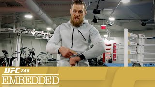 Download UFC 246 Embedded: Vlog Series - Episode 5 Mp3 and Videos