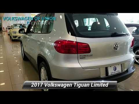 Certified 2017 Volkswagen Tiguan Limited 2.0T, Union, NJ HK051733