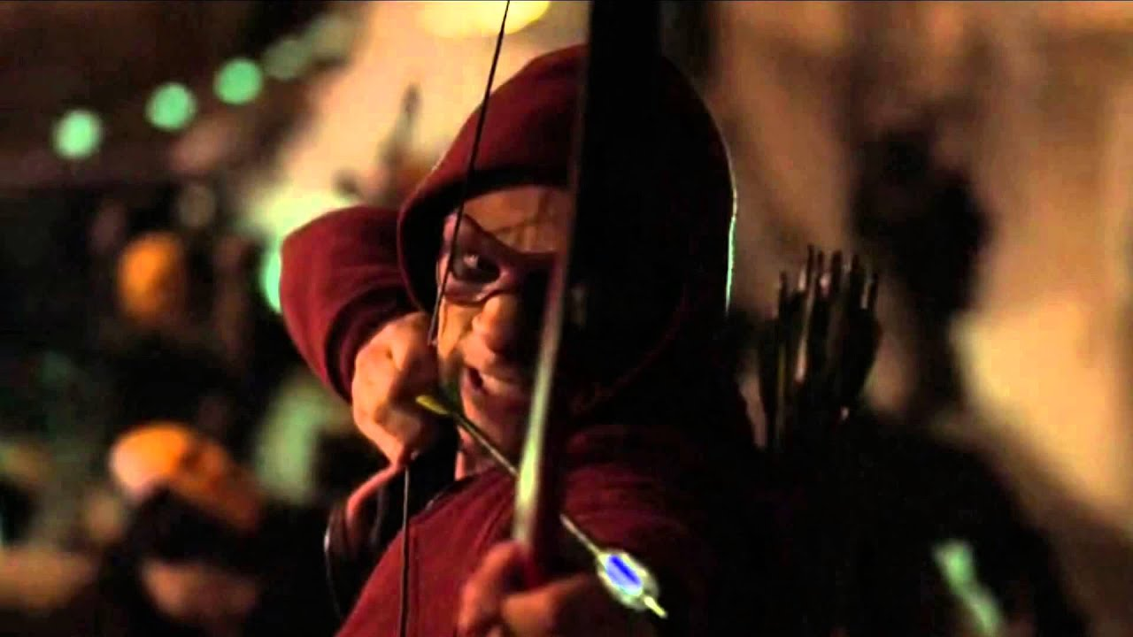 Arrow Bonus Video Roy Harper Murders Sara Lance Youtube