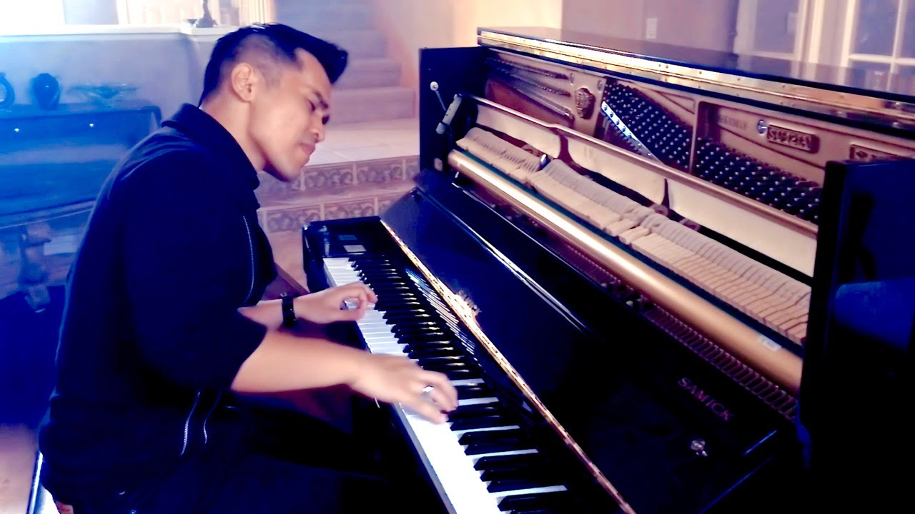 "Download ""Alive"" by Sia - EPIC PIANO COVER BY JERVY HOU"