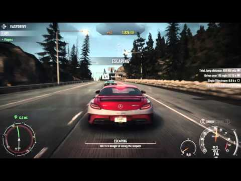 Need For Speed™ Rivals How To Do Slipstream 6 Seconds