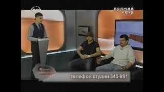 ДК Луганск на телеканале ИРТА сюжет № 8(Телеканал ИРТА представляет программу